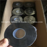Noir Individu-Fusionnant de bande en caoutchouc taux de pression moteur d'utilisation de plombier d'aperçu gratuit