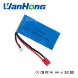 Lipo Batería 2000mAh 25c 7,4 V 2500mAh para Syma