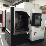 Вертикальная гравировка CNC высокой точности и филировальная машина