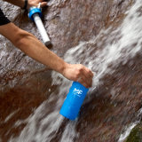 중국 제조자 BPA는 실리콘 여과 물병을 매우 해방한다