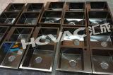 Les tarauds d'eau, robinet de cuisine, matériel de métallisation sous vide des têtes de douche PVD, magnétron pulvérisent le procédé de protection