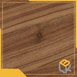 El papel decorativo con muebles de madera veteada de Ginkgo, Cocina, MDF, HPL