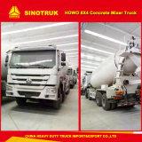 Carro concreto volumétrico de Sinotruk HOWO 8X4 12m3