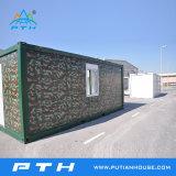 Дом контейнера как Prefab дом с подгонянным типом