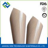 Courroie de teflon avec le tissu de fibre de verre de PTFE