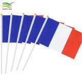 Drapeaux de la main personnalisé pour la promotion (NF01F02017)
