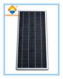 La CE y certificadas RoHS 15W integrado Solar de la luz de la calle