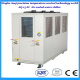 15HP産業ねじ最もよい品質の空気によって冷却される水スリラー