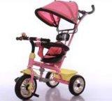 Heißes Rad-Kind-Kind-Baby-Dreirad der Verkaufs-3 mit Kabinendach