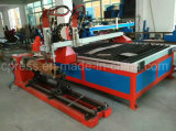 Высокая эффективная машина резца плазмы CNC алюминия