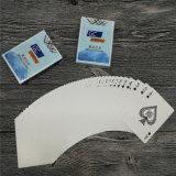 Tarjetas que juegan plásticas de encargo en rectángulo del Hardcover