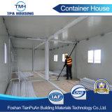 쉬운 조립식으로 만들어진 콘테이너 집 20 피트 건축 용지 설치하십시오