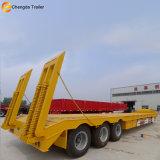 Remorque lourde de camion de Lowbed de prix usine de remorque à vendre