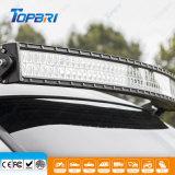 Double rangée de lumière LED 180W incurvée Bar pour pare-chocs du véhicule
