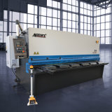 Scherpe Machine 12/3200mm, de Hydraulische Scheerbeurt van de Straal van de Schommeling QC12Y-12/3200, van het Blad van het metaal Hydraulische Scherende Machine QC12Y-12/3200