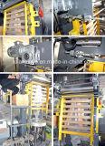 HDPE & LDPE de MiniMachine van de Extruder van de Plastic Film Blazende