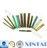 Kundenspezifische Selbstersatzteil-zylindrische Schraubendruckfeder
