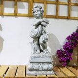Outdoor guards Decoration statue Child statue for halls