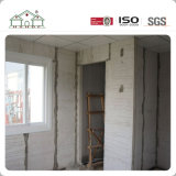 Schnell Kleber-Gebäude-Fertighauptlandhaus-Haus installieren