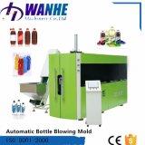 Máquina de molde de sopro automática cheia do frasco