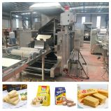 Bas prix le plus récent Wafer Biscuit de ligne de production