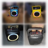 Control remoto Bluetooth Mini Altavoz colores luz Al105 Amaz