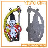 최고 가격 (YB-SM-40)를 가진 주문을 받아서 만들어진 금속 모조 사기질 기장