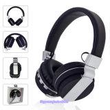 Alta calidad de sonido estéreo auriculares Bluetooth de auriculares inalámbricos de Bt con Jack de 3,5 mm