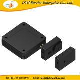 Qualitäts-diebstahlsichere Plastiksicherheits-einziehbarer Zug-Bandspule-Kasten mit Ring-Terminal