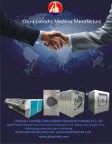完全自動蒸気のホテルおよび病院のための熱くする洗濯機の抽出器(XGQ-100F)