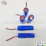 China fabricante da bateria de lítio Lir 3.7V 2200mAh 18650