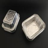 Cassetto a gettare della griglia del di alluminio del cassetto dell'alimento del BBQ degli accessori di cottura dei contenitori della stagnola