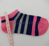 Neuestes Formpatten-Entwurfs-Baby-Knöchel-Boot keine Erscheinen-Socke
