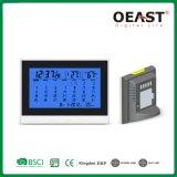 Calendário do grande ecrã digital com alarme de umidade do relógio Ot3070c1