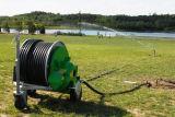 Macchina di irrigazione della bobina del tubo flessibile di alta qualità