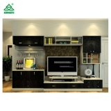 Diseño vendedor caliente de la cabina de los muebles TV de la sala de estar