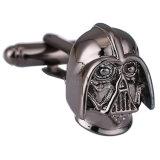 VAGULA Star Wars Held Darth Vader Schablonen-Manschettenknöpfe 300