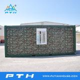 Контейнер дом в сегменте панельного домостроения в дом с индивидуальным стилем