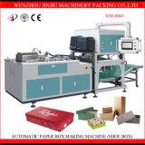 Máquina de papel automática del montador del rectángulo de zapato