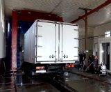 Barramento automatizado e máquina de lavagem do veículo