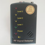 Multi-Detetor Full-Range Eavesdropping do sinal do erro do GPS do sinal do GPS do rádio do dispositivo da sensibilidade superior do detetor do sinal do RF anti