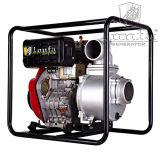 pompe à eau diesel portative de 3inch 6HP avec Warrenty de 12 mois