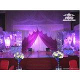 Conduzir e drapejar os contextos do casamento que Wedding a decoração de Salão