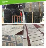 건축재료 부엌 싱크대 허영 상단을%s 자연적인 돌 대리석 또는 화강암 또는 석영 돌