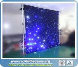 結婚式の背景幕のカーテンの装飾のためのLEDの星の効果の段階の照明