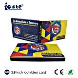 Beste Qualität 2.8 Zoll LCD-Videokarte