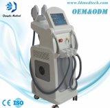Opt o equipamento Q-Switched do salão de beleza da remoção da pigmentação do cabelo do laser de Shr/