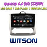 "Grand écran 9"" Witson Android 6.0 voiture DVD pour Ford Focus 2005-2012"