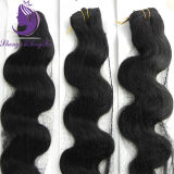 #1b Body Wavy humanly Remy Hair Weave