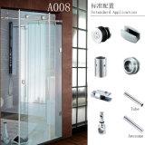 ステンレス鋼のハードウェアの付属品を投げるシャワー機構のハードウェアの浴室の精密